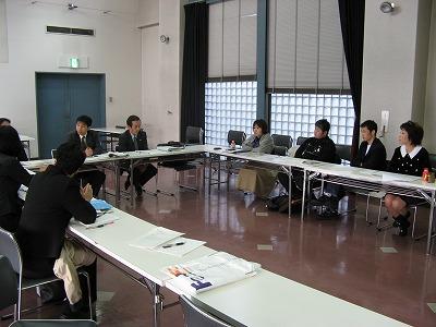 大阪がん医療の向上をめざす会意見交換会