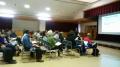 10/19東京町田肝臓友の会 加藤先生の講演会風景