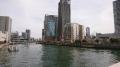 玉江橋から中之島センター方面