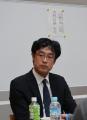 質疑応答でコメントする木村先生