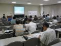 王寺町和らぎ会館 B型肝炎医療講演
