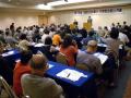 開会式 日本肝臓学会を代表して西口修平先生が挨拶