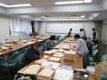 4/24会報袋詰め作業