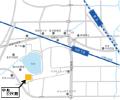 中央公民館地図