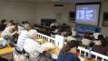9/12堺市栂文化会館でのB型肝炎医療講演会