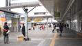 JR和歌山駅前署名活動