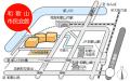 和歌山市民会館地図
