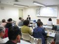 平松先生講演会・Q&A風景